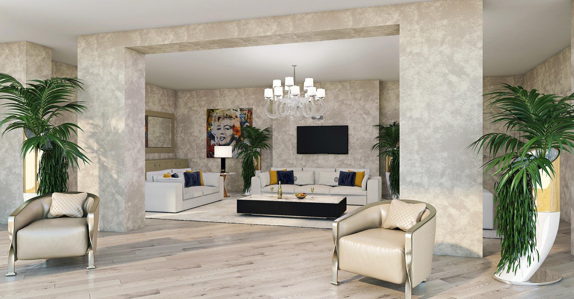 Luxury House Design – INTERIOR DESIGN & DECORATION